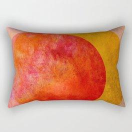 Taste of Citrus Rectangular Pillow