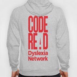 Code Read Dyslexia Network Hoody