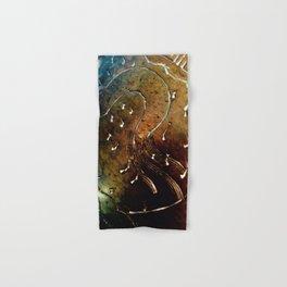 Brass pattern Hand & Bath Towel