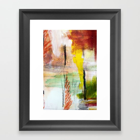 Ascension Framed Art Print