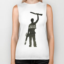 This is my Boomstick! Biker Tank