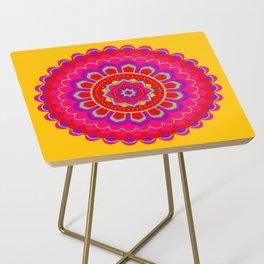 Masala Mandala Side Table