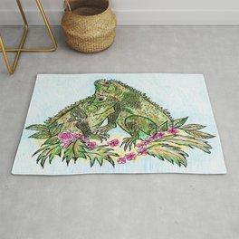 Las Iguanas Rug