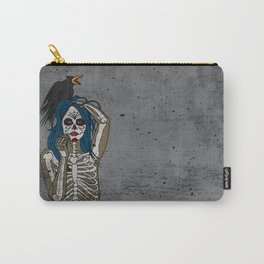 Lady Bones 2 Carry-All Pouch