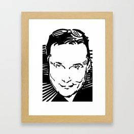 Dan Framed Art Print