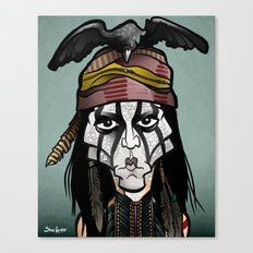 Tonto Canvas Print