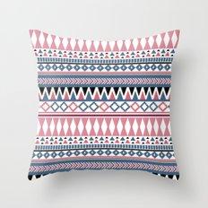 Tribal Triangle #2# Throw Pillow