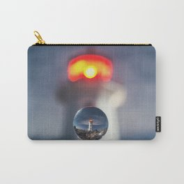 Drop of Glass Carry-All Pouch
