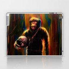 Commander Chimp Laptop & iPad Skin