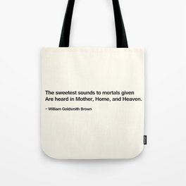 Mothers Day II Tote Bag