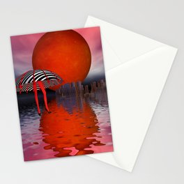 strange world - strange dimensions Stationery Cards