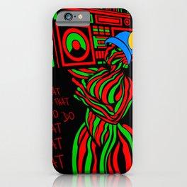 Tribe RADIO Solid iPhone Case