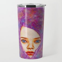 Cotton Candy Innocence Travel Mug