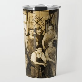DeFrancisci & Son Macaroni Machines Travel Mug