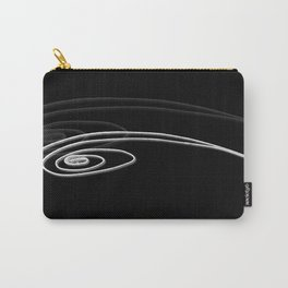 White Eye Carry-All Pouch