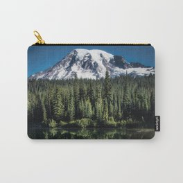 Mountain Lake Reflection 2017 Carry-All Pouch