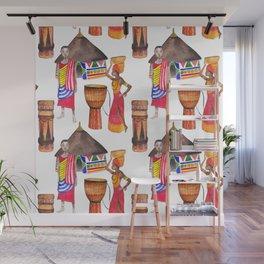 Wild Africa #6 Wall Mural
