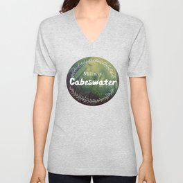 Meet me in Cabeswater Unisex V-Neck