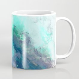 Inverted Foxglove Coffee Mug