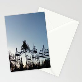 Nature, landscape and twilight 1 Stationery Cards