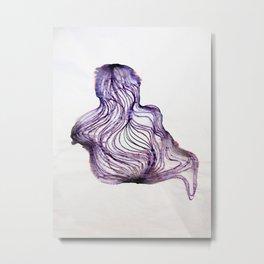 COLOIDE Metal Print