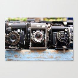 portobello cameras Canvas Print
