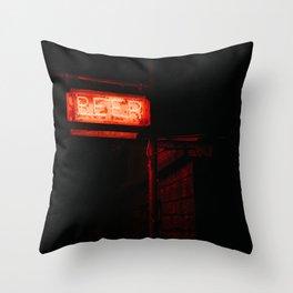 Marfa Night Vibes II Throw Pillow