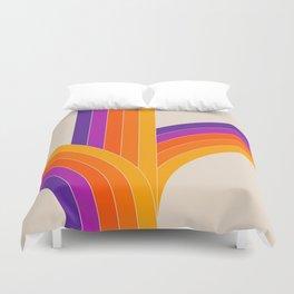 Bounce - Rainbow Duvet Cover