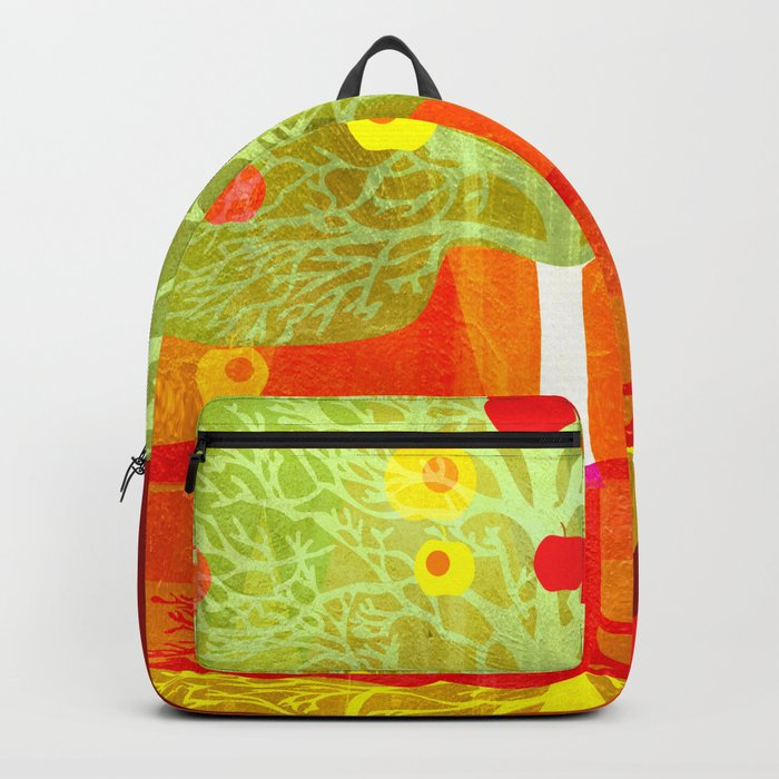 Summer Tree Backpack
