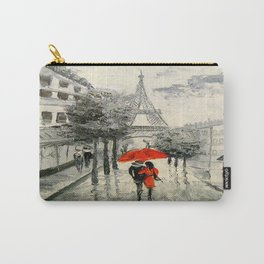 Paris Paris Carry-All Pouch