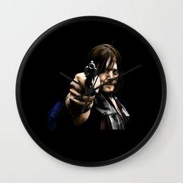 Zombie Cure Wall Clock
