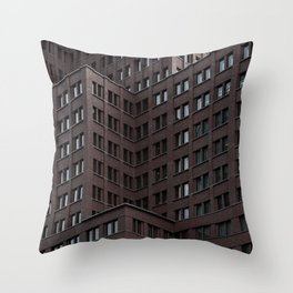 Kollhoff ArchiTextures Throw Pillow