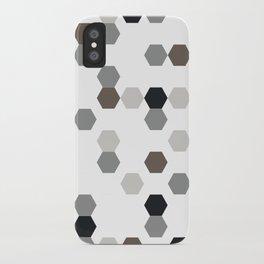 Graphic_Cells iPhone Case