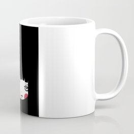 IN A Square Coffee Mug
