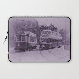 Classic Trams Laptop Sleeve