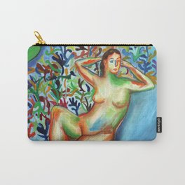 Sario painter, Danae Carry-All Pouch