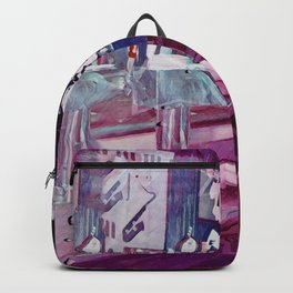 Where Nobody Knows Your Name Backpack