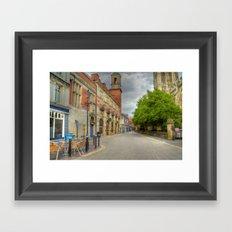 Old Town, Hull Framed Art Print