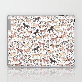 Horses, Ponies, Equine Laptop & iPad Skin