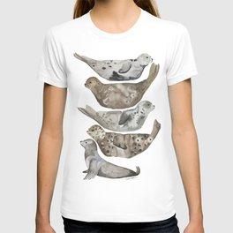 Seals of La Jolla T-shirt