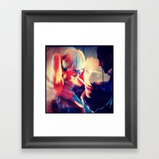 REAL HUMANS 4 S2 Framed Art Print