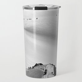 Team of mountaineers Travel Mug