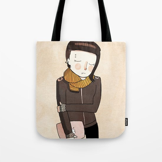 Lisbeth Tote Bag