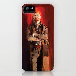 Menenius iPhone Case