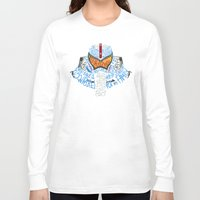 pacific rim Long Sleeve T-shirts featuring Pacific Rim by Charleighkat