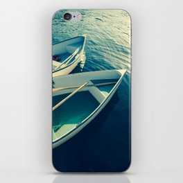 On the Water - Boats iPhone Skin