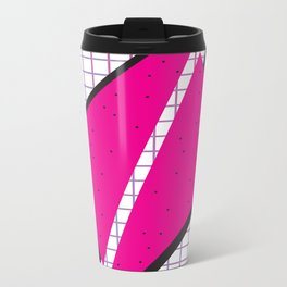 .Broken Metal Travel Mug