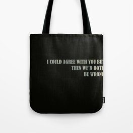 Harvey Specter Quote Tote Bag