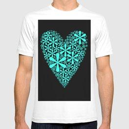 asterisk heart T-shirt