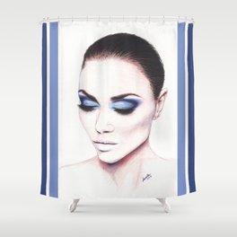 eyes... Shower Curtain